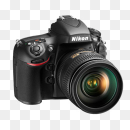 Black Nikon, Black, Nikon, Camera PNG Image - Nikon PNG