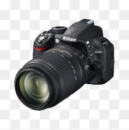 Nikon Cameras, Shot, Camera, Convenient PNG Image - Nikon PNG