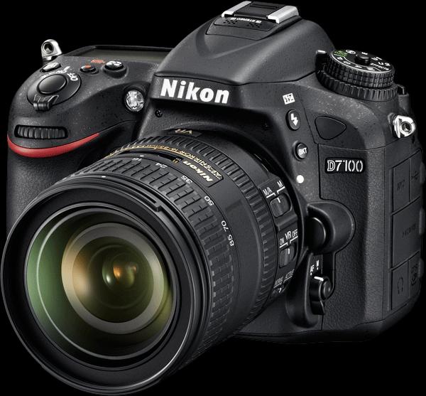 Nikon D7100 - Nikon PNG