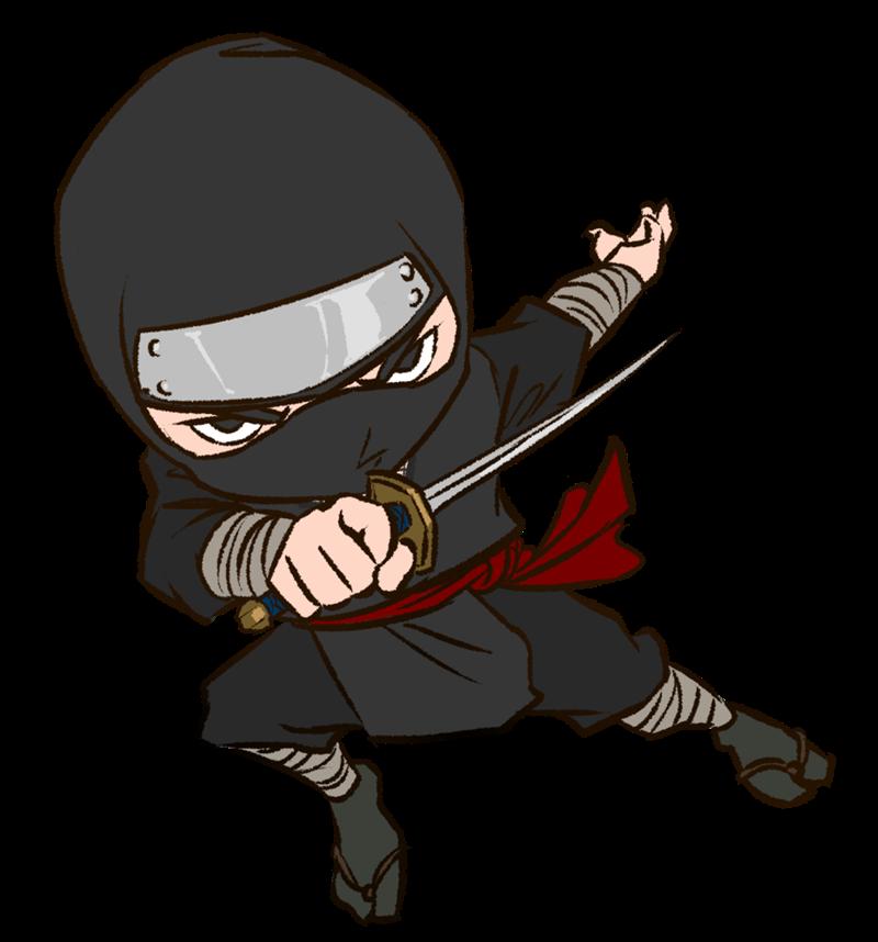 Ninja HD PNG - 117407
