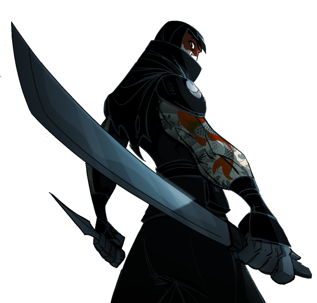 Ninja - Ninja HD PNG