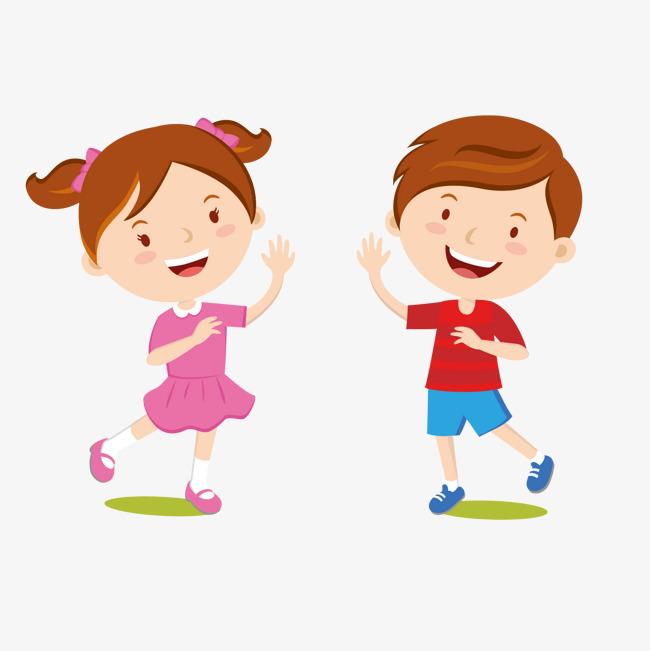Cartoon niños bienvenidos Gratis PNG y Vector - Nino Con Cartel PNG