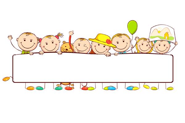Niños de cumpleaños para imprimir-Imagenes y dibujos para imprimir - Nino Con Cartel PNG