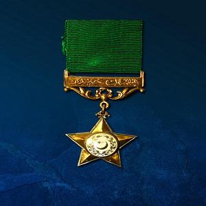 Nishan E Haider PNG-PlusPNG.com-300 - Nishan E Haider PNG