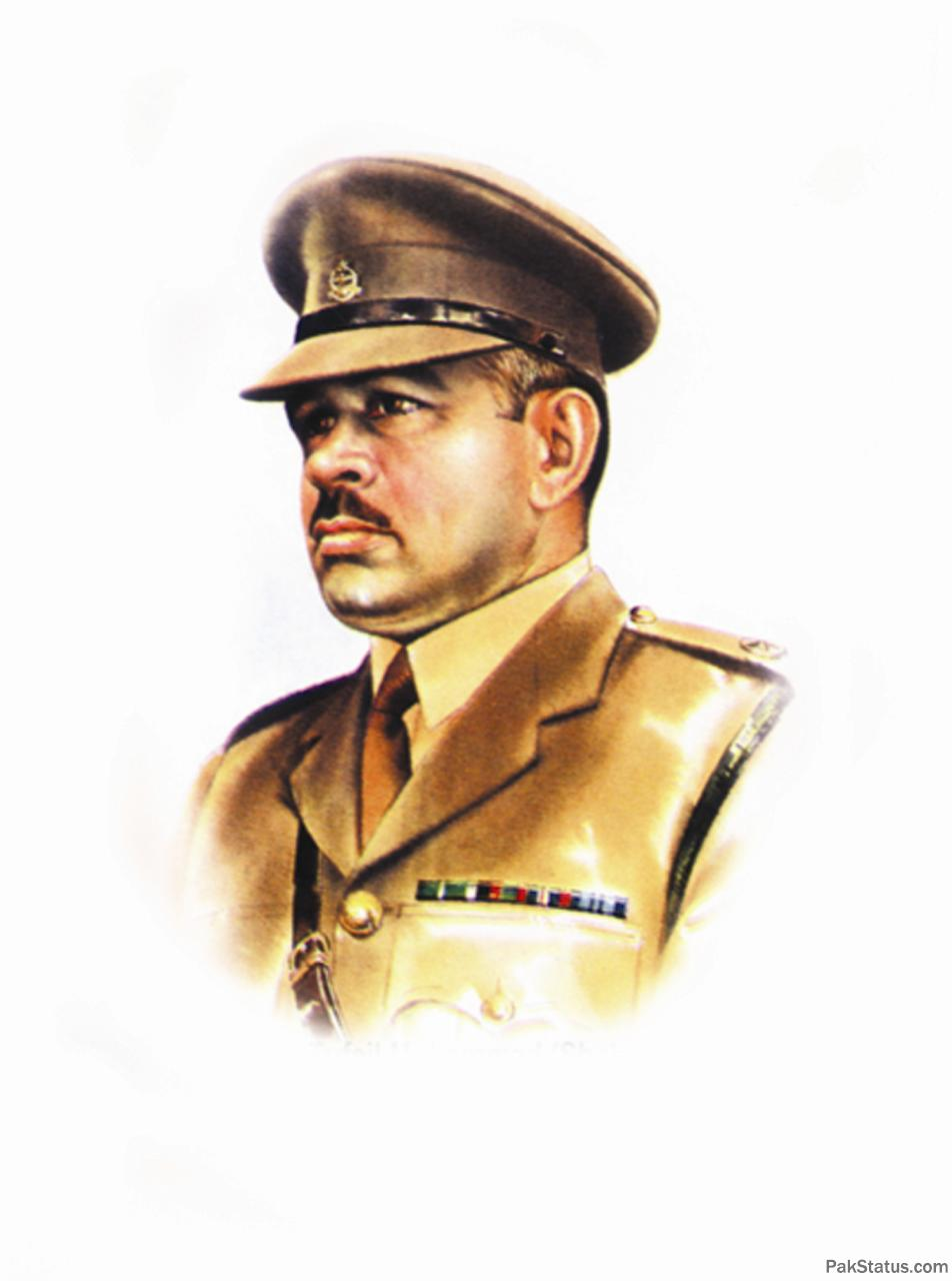 Major Muhammad Tufail Nishan e Haider - Nishan E Haider PNG