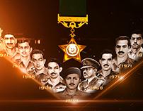 Nishan-e-Haider - Nishan E Haider PNG