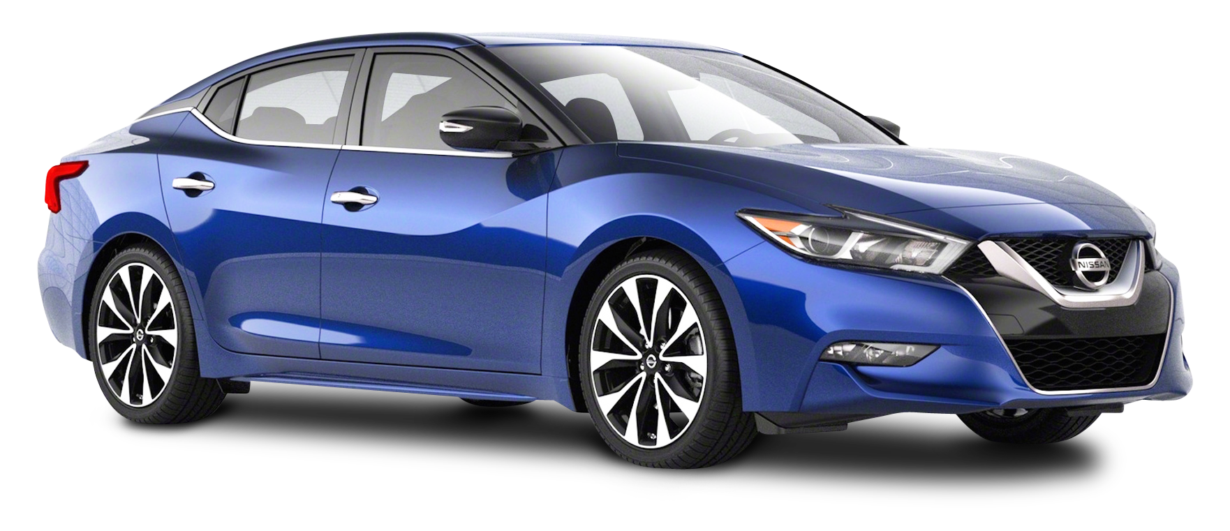 Blue Nissan Maxima Car PNG Image - Nissan PNG