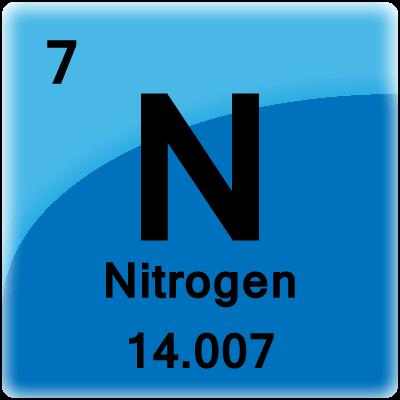 File:Nitrogen Tile.png - Nitrogen PNG