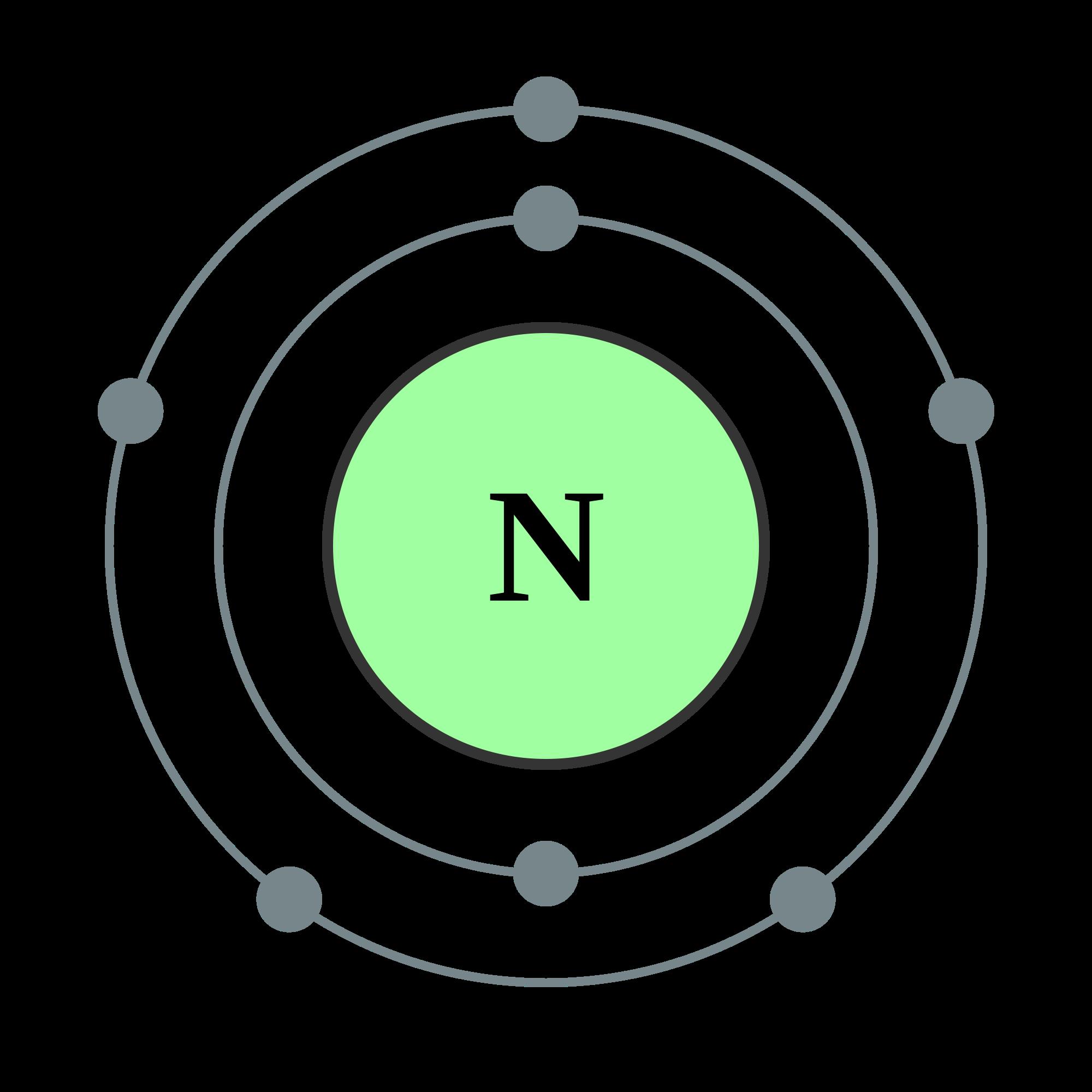 Open PlusPng.com  - Nitrogen PNG