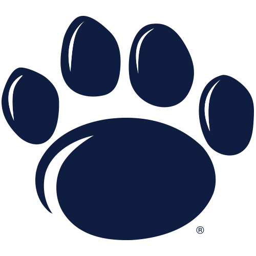 logo_-pennsylvania-state-university-nittany-lions-paw-print - Nittany Lion PNG