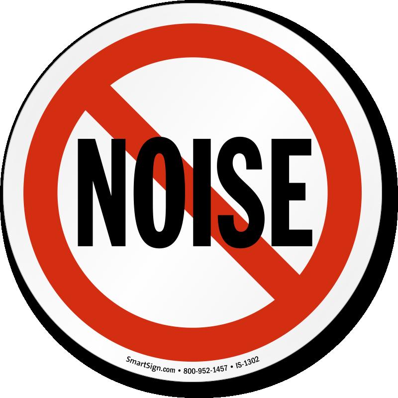 No Noise Cliparts #2877166 - No Noise PNG