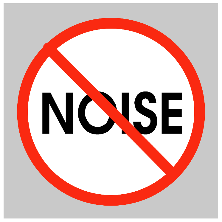 No noise free vector - No Noise PNG