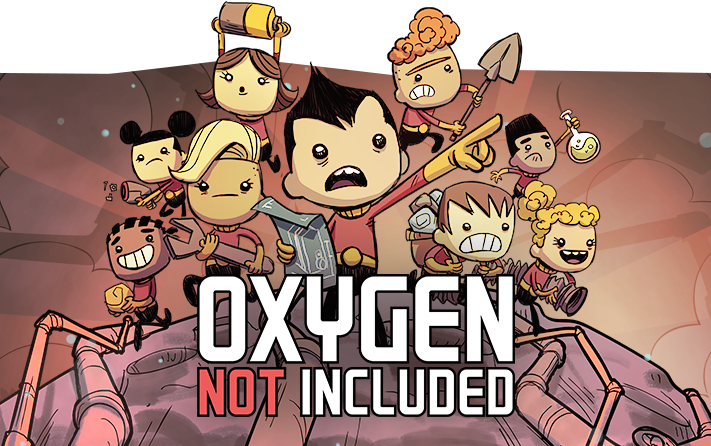 Oxygen Not Included - No Oxygen PNG
