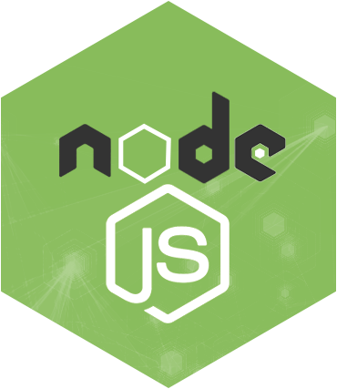 Nice Images Collection: Node.js Desktop Wallpapers - Nodejs Logo PNG