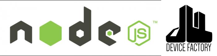 Node.js and DF1 - Nodejs Logo PNG