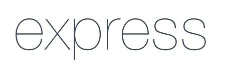 express-js-logo - Nodejs Logo Vector PNG