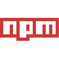 NPM - Node Package Manager Logo Vector - Nodejs Logo Vector PNG