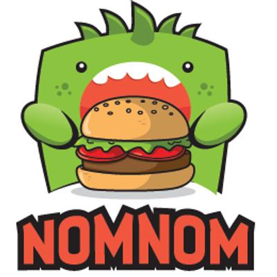 Nom Nom Burger - Nom Nom PNG