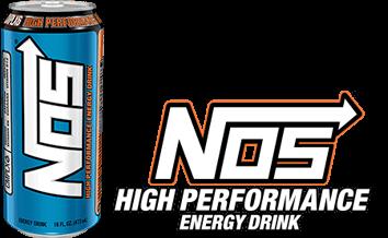 NOS Energy Drink Logo - Nos PNG