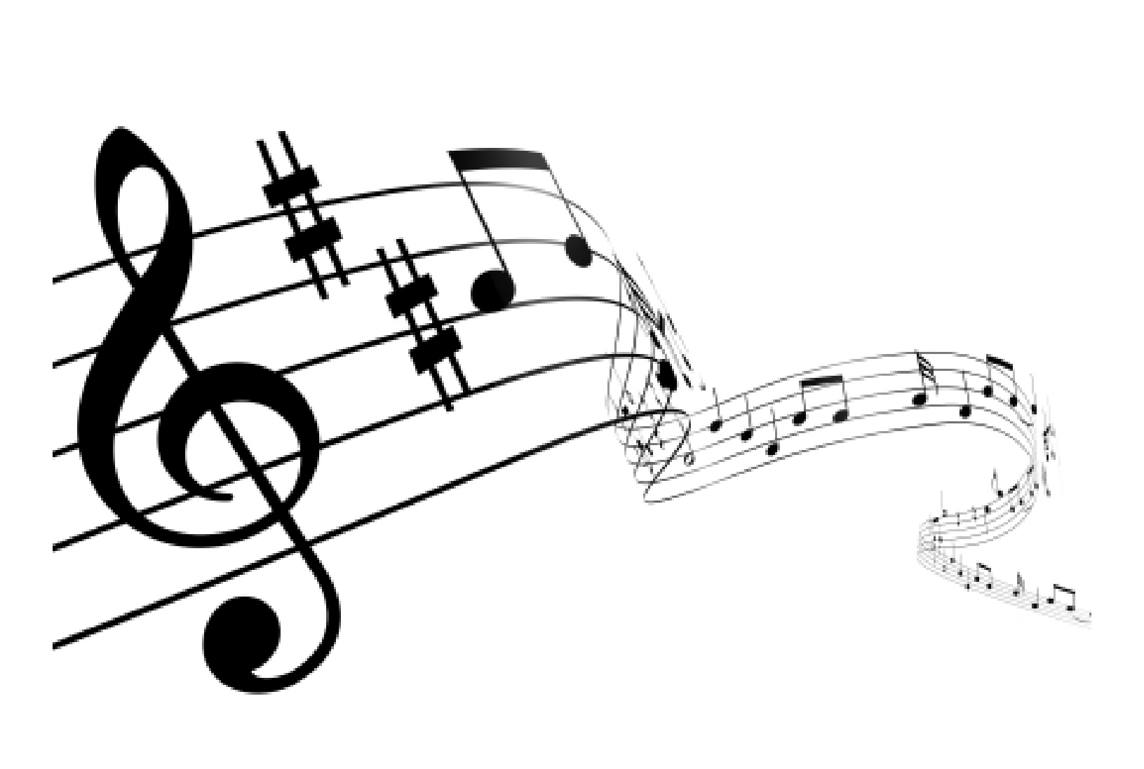 Music Notes Hd Widescreen 10 HD Wallpapers | lzamgs. - Note HD PNG