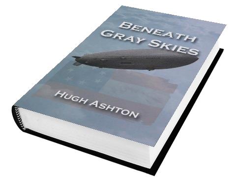 Beneath Gray Skies - Novel PNG