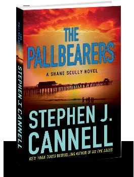 buy | mystery novel series I mystery suspense novel writer I Stephen J.  Cannell Books - Novel PNG