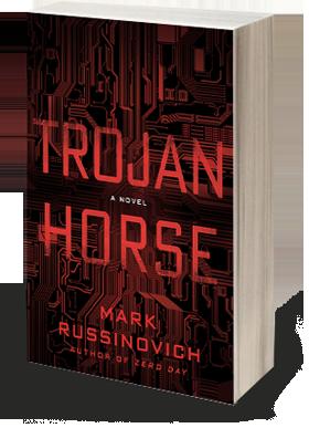 Trojan Horse: A Novel - Novel PNG