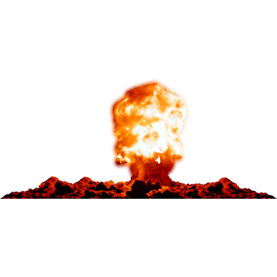Nuclear Explosion PNG - 70774