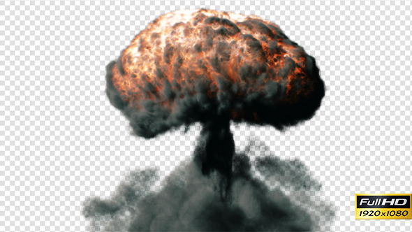Nuclear Explosion PNG - 70769