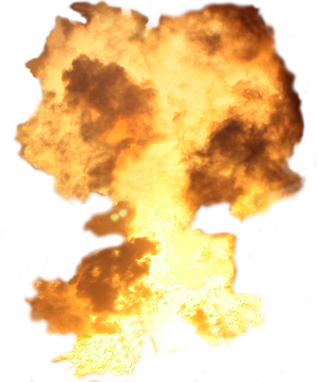 Nuclear Explosion PNG - 70776