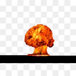 Nuclear Explosion PNG - 70777