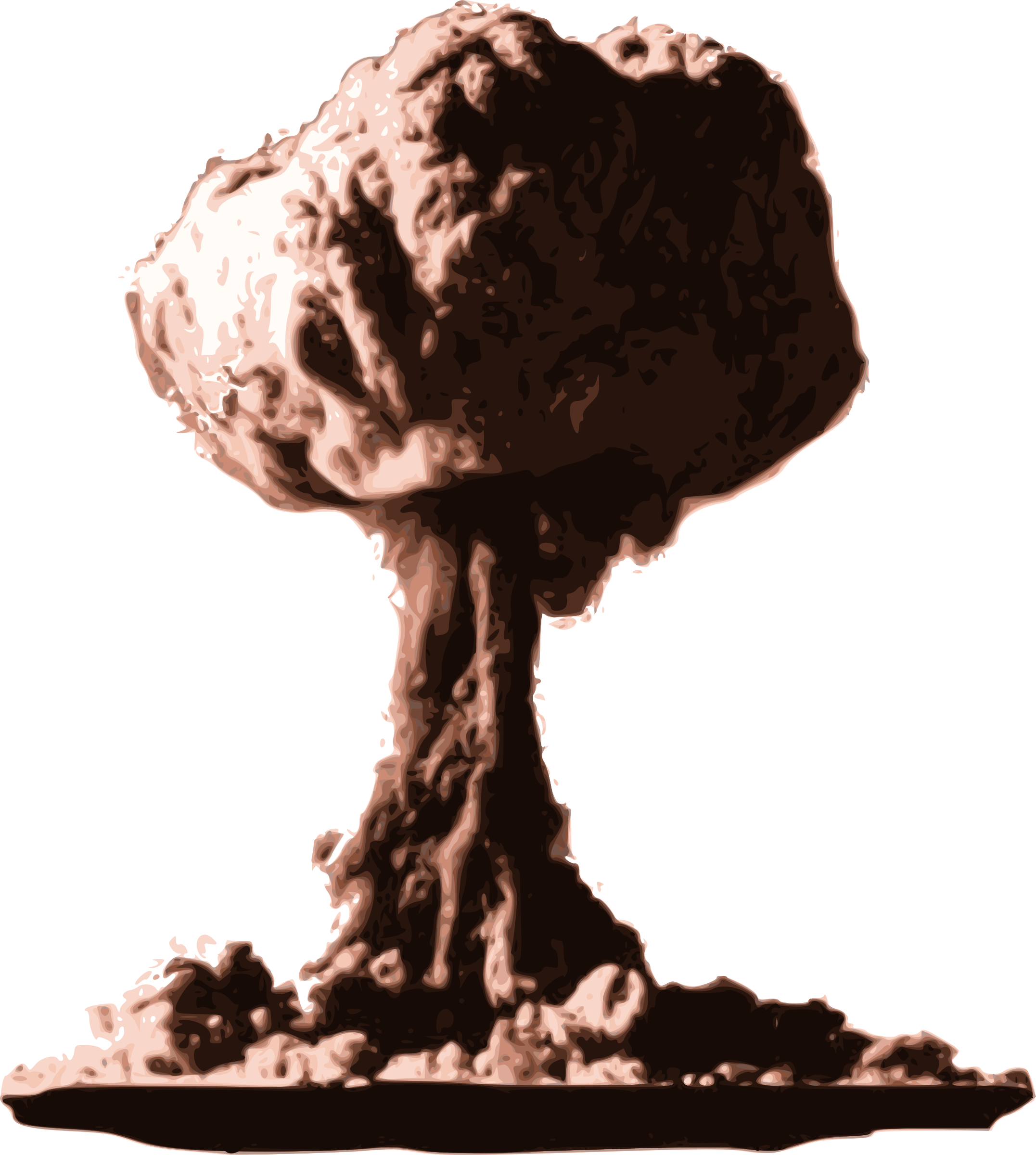 Nuclear Explosion PNG - 70771