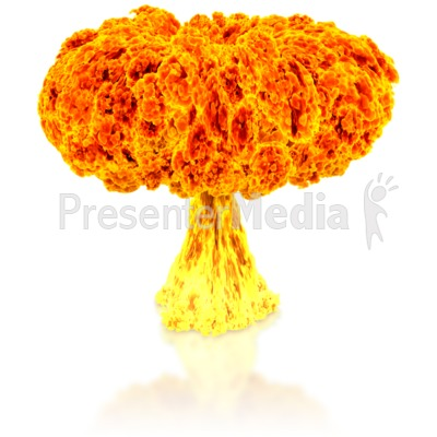 Nuclear Explosion PNG - 70779