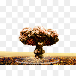 Nuclear Explosion PNG - 70767