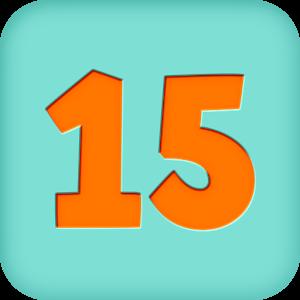 Number Fifteen PNG - 66557