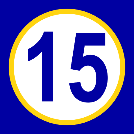 The 15th day of the 7th Hebrew month begins the Feast of Tabernacles, also  a day of rest. - Number Fifteen PNG