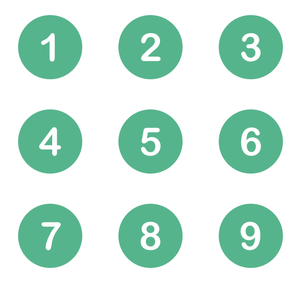 Numbers - Numbers PNG