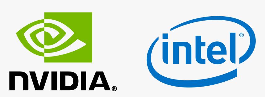 Intel Nvidia Logo , Png Download - Nvidia Logo Png, Transparent Pluspng.com  - Nvidia Logo PNG