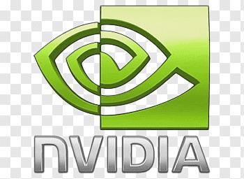 Nvidia Logo 1, Green And Black Nvidia Logo Png   Pngbarn - Nvidia Logo PNG
