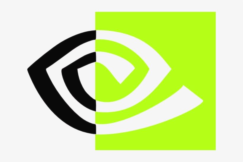 Nvidia Logo Png Download - Frozencpu Chrome Nvidia 2 Case Badge Pluspng.com  - Nvidia Logo PNG
