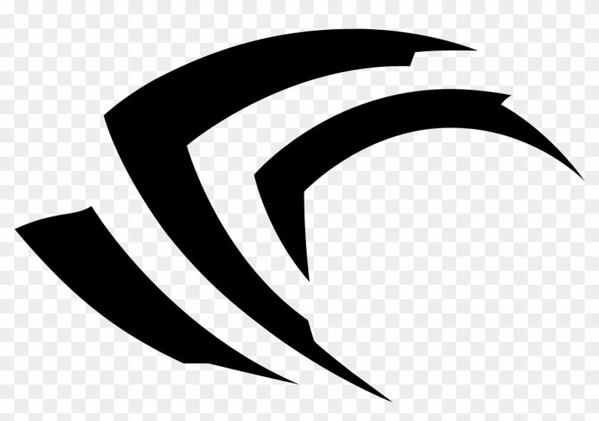 Nvidia Logo Png - Nvidia Black And White Logo, Transparent Png Pluspng.com  - Nvidia Logo PNG