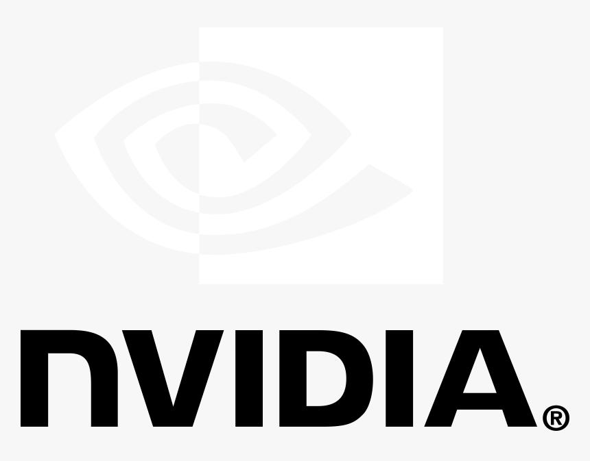 Transparent Nvidia Logo White, Hd Png Download , Transparent Png Pluspng.com  - Nvidia Logo PNG