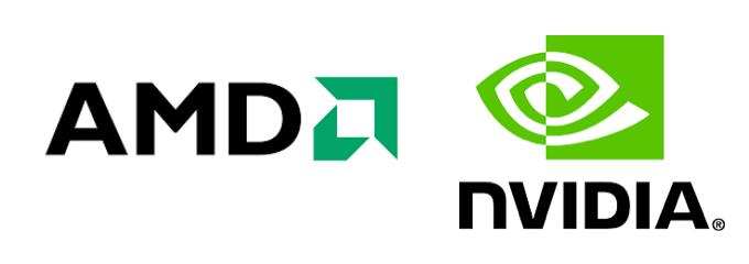AMD Nvidia - Nvidia PNG