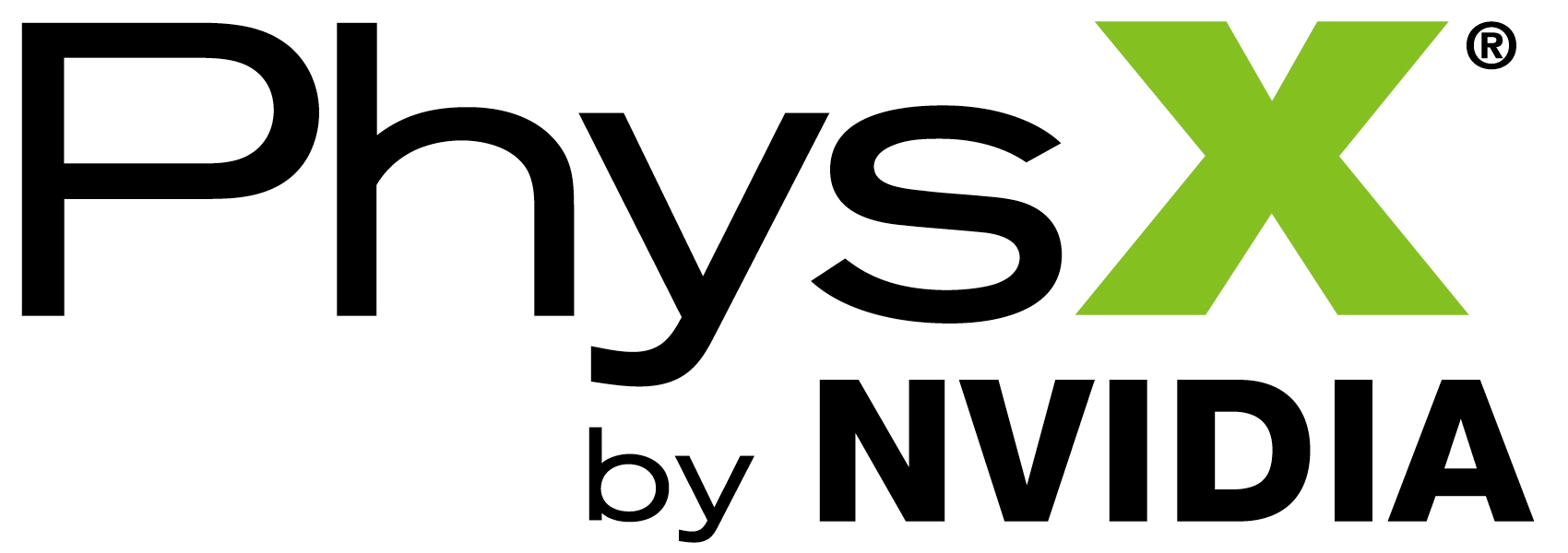 File:NVIDIA PhysX Logo.png - Nvidia PNG