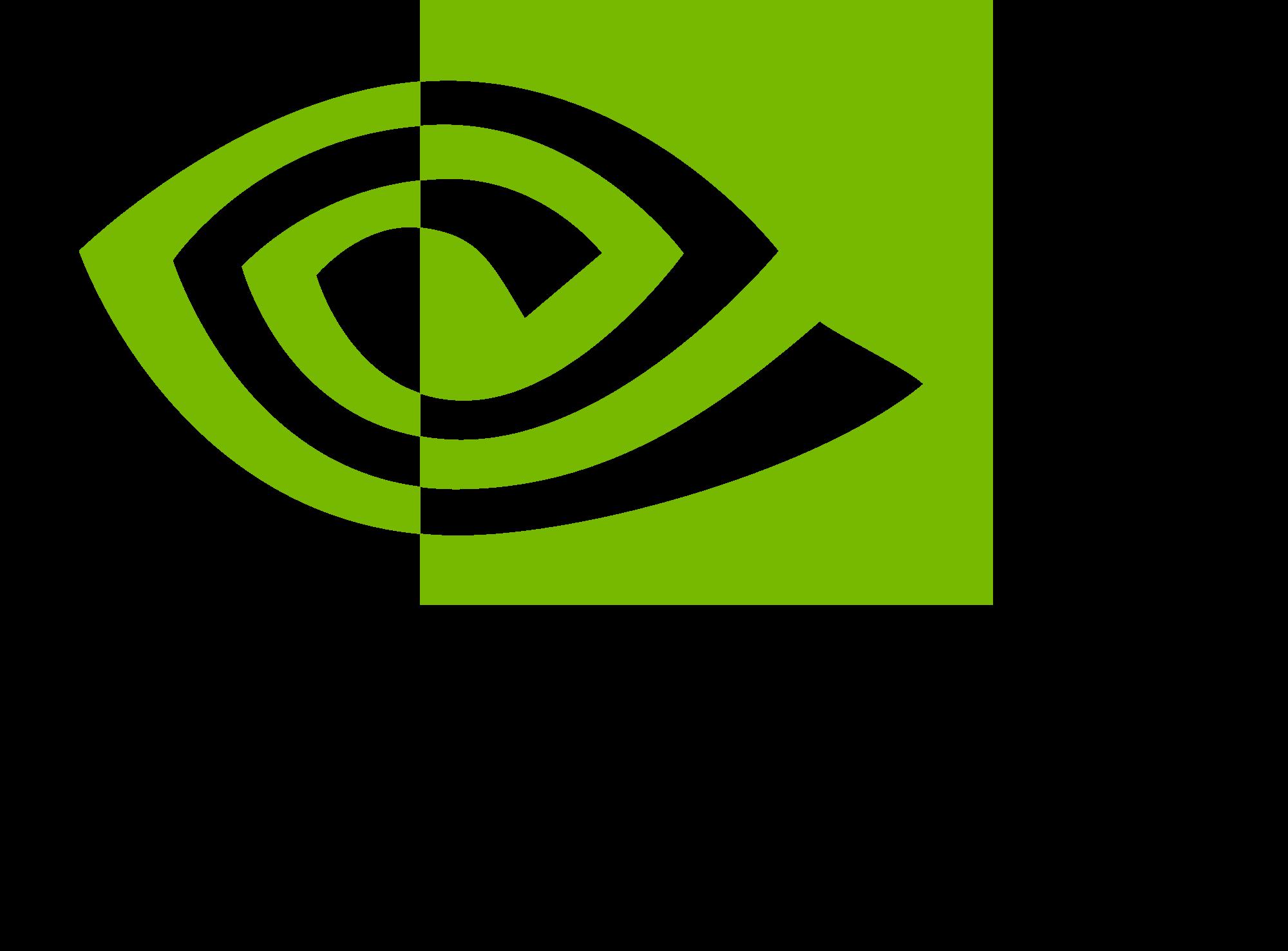 Nvidia logo.png - Nvidia PNG