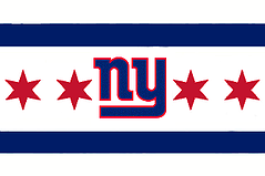Chicago Giants.png - Ny Giants PNG