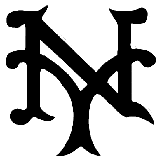 File:Giants Black NY.png - Ny Giants PNG
