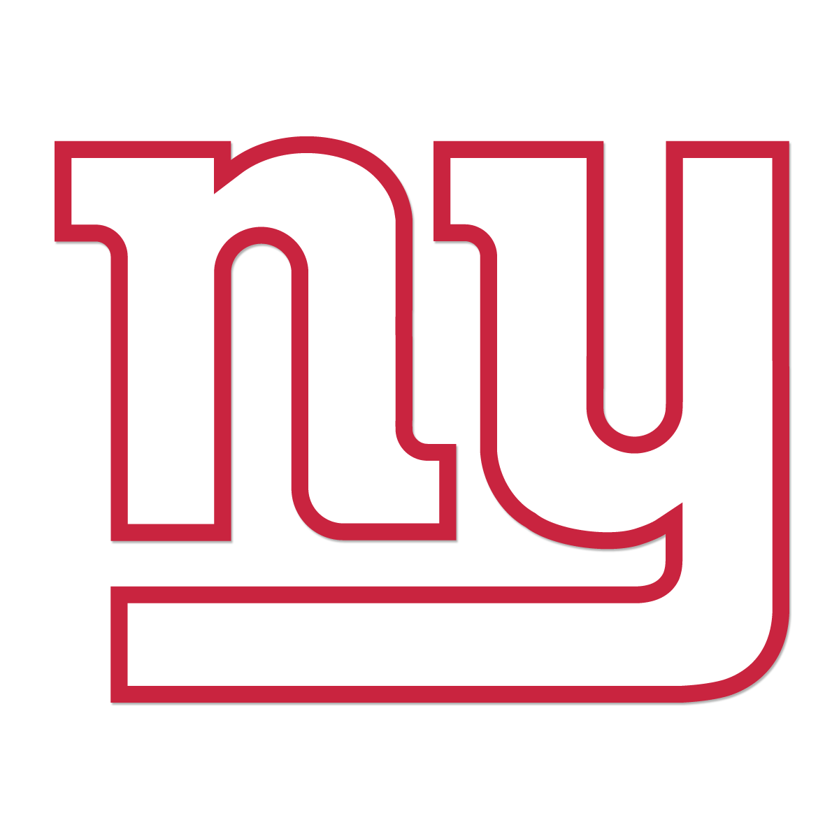 New York Giants Transparent PNG - Ny Giants PNG