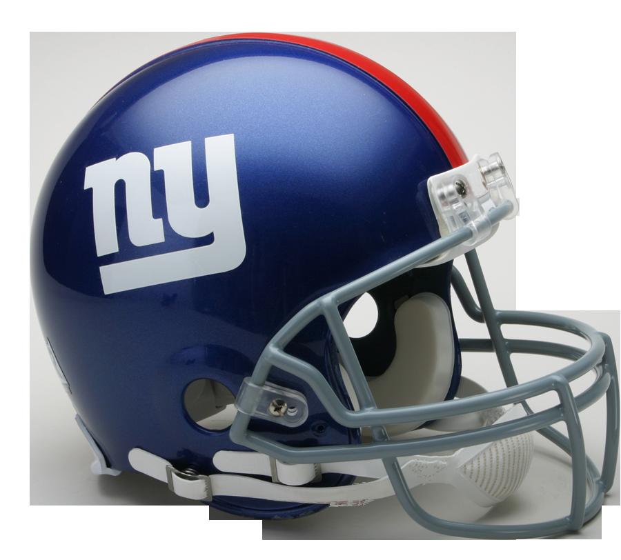 New York Giants VSR4 Authentic Helmet - Ny Giants PNG