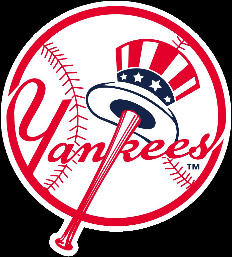 File:NewYorkYankees PrimaryLogo.svg - Ny Yankees PNG Free